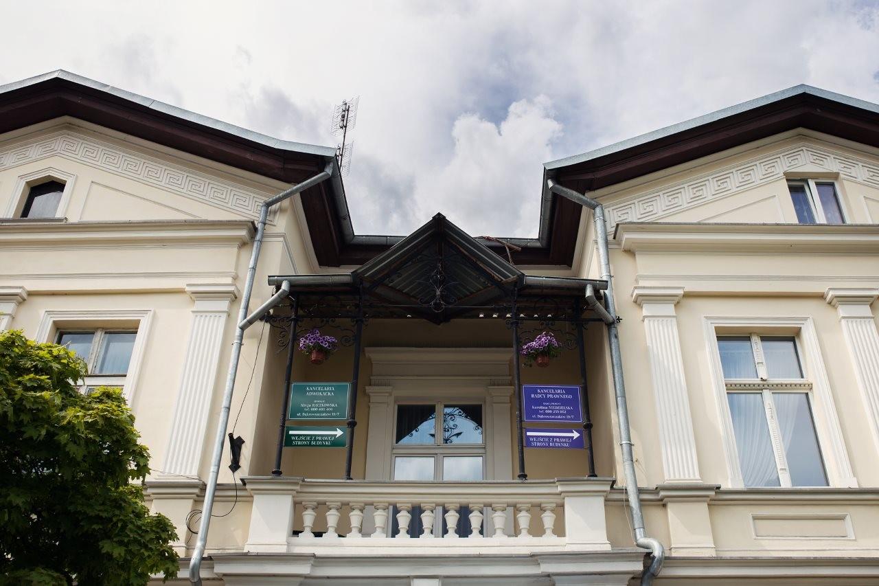 Kancelaria Radcy Prawnego Karolina Niedzielska